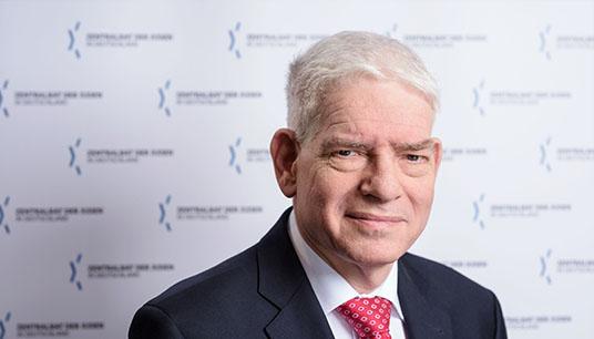 Präsident des Zentralrats der Juden in Deutschland Josef Schuster