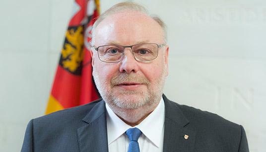 Beauftragter für jüdisches Leben Dieter Burgard