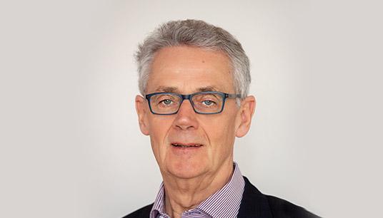 Porträt von Hans-Jürgen Weiß
