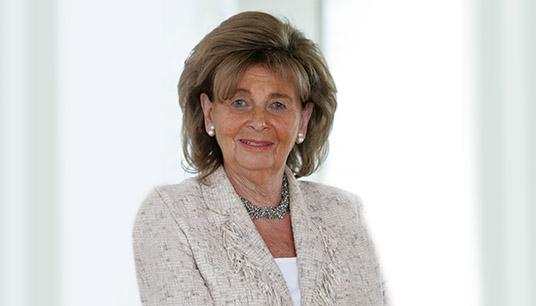Präsidentin der israelischen Kultusgemeinde Charlotte Knobloch