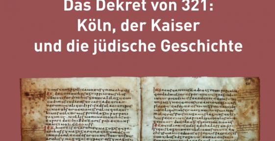 Kaiserliches Dekret aus dem Jahr 321